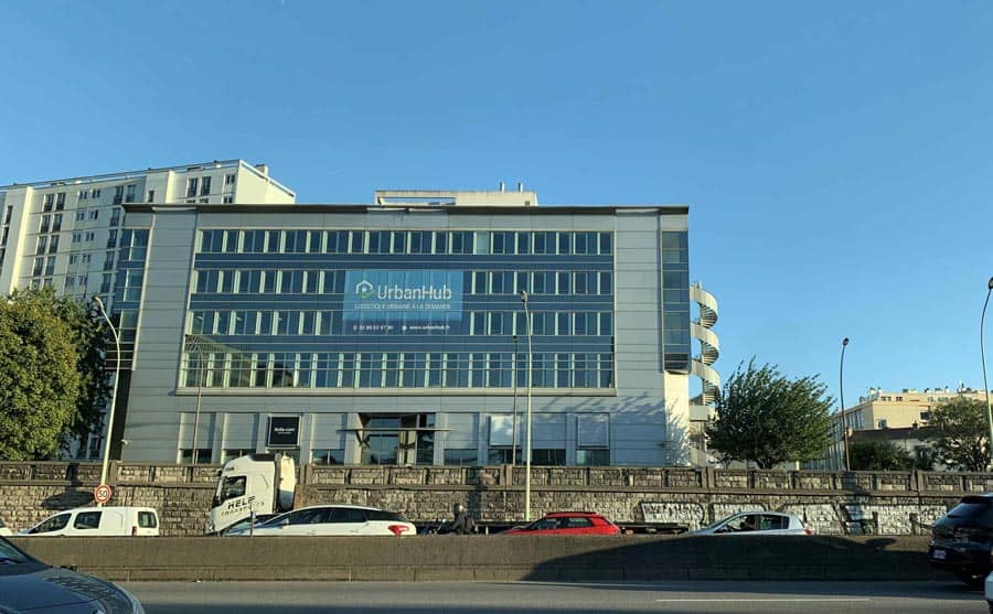 Blog Urbanhub : annonce nouvel entrepôt