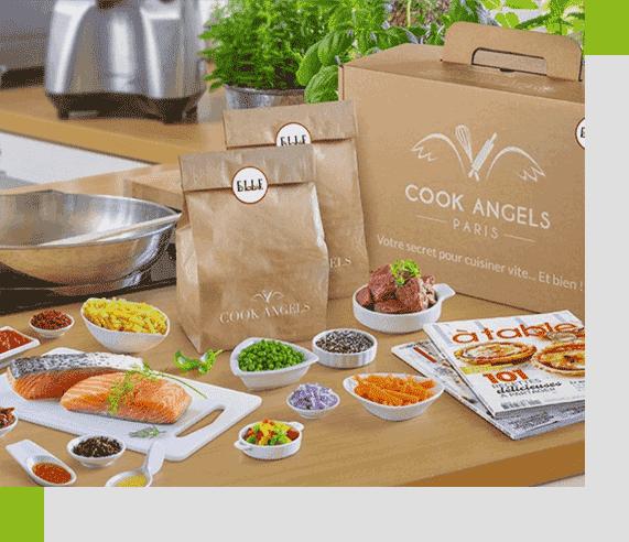 Nos références, Cook Angels